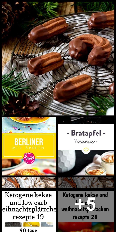Winterlicher Bratapfel Tiramisu in einem Glas #bratapfeltiramisu
