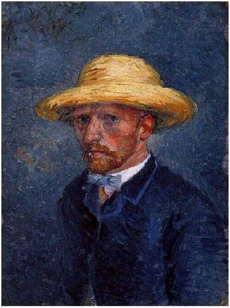 cf1758a6b0860 Retrato de Theo van Gogh.1887