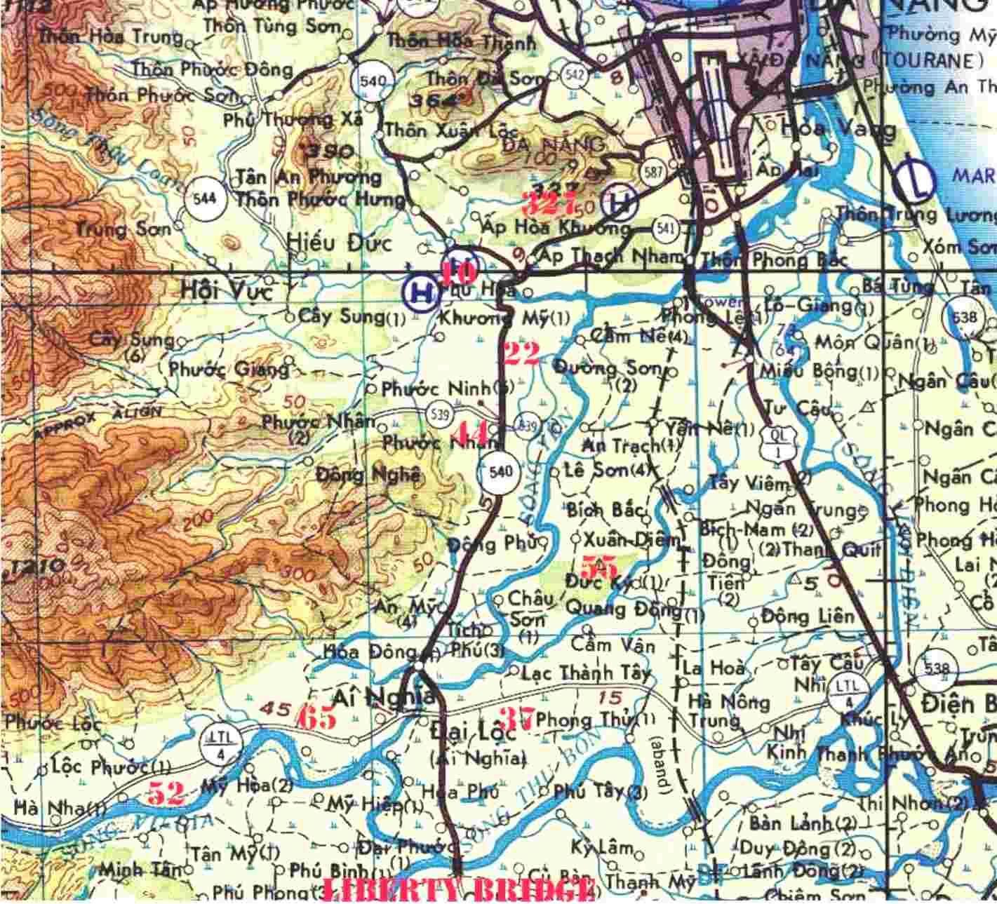 Rd Marine Division Vietnam War VIETNAM WAR - Us marine map reading kia