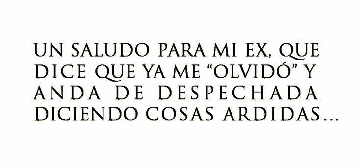 #Despechadas