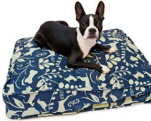 Pets Mutt Dog Upcycled Pet Bed Stylish Dog Beds