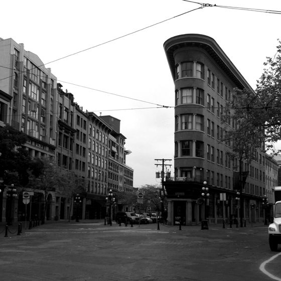 Gastown Vancouver: Gastown Vancouver. A Stones Throw From HootSuite HQ In