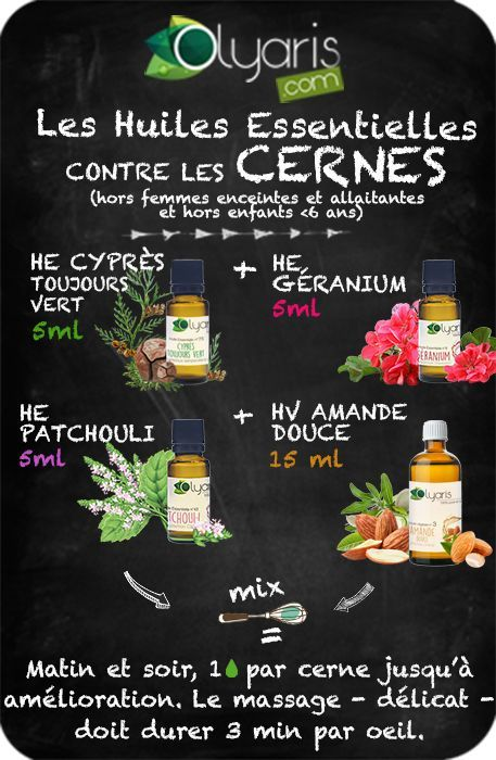 Les Huiles Essentielles Anti-Cernes : le Remède Naturel à