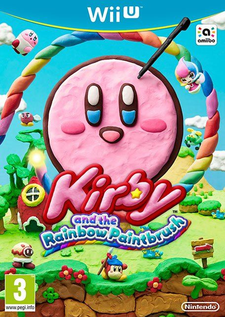 Kirby And The Rainbow Paintbrush Wii U Nintendo Und Pc Spiele