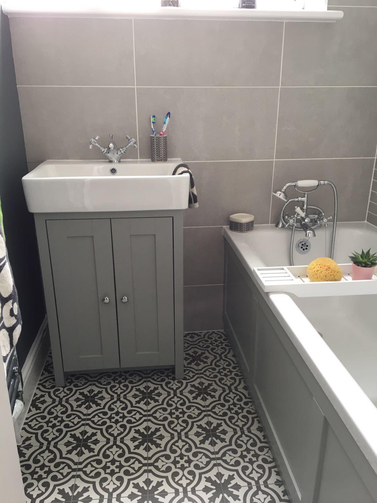 Fresh Vintage Style At Www Coastline Interiors Co Uk Bathroom