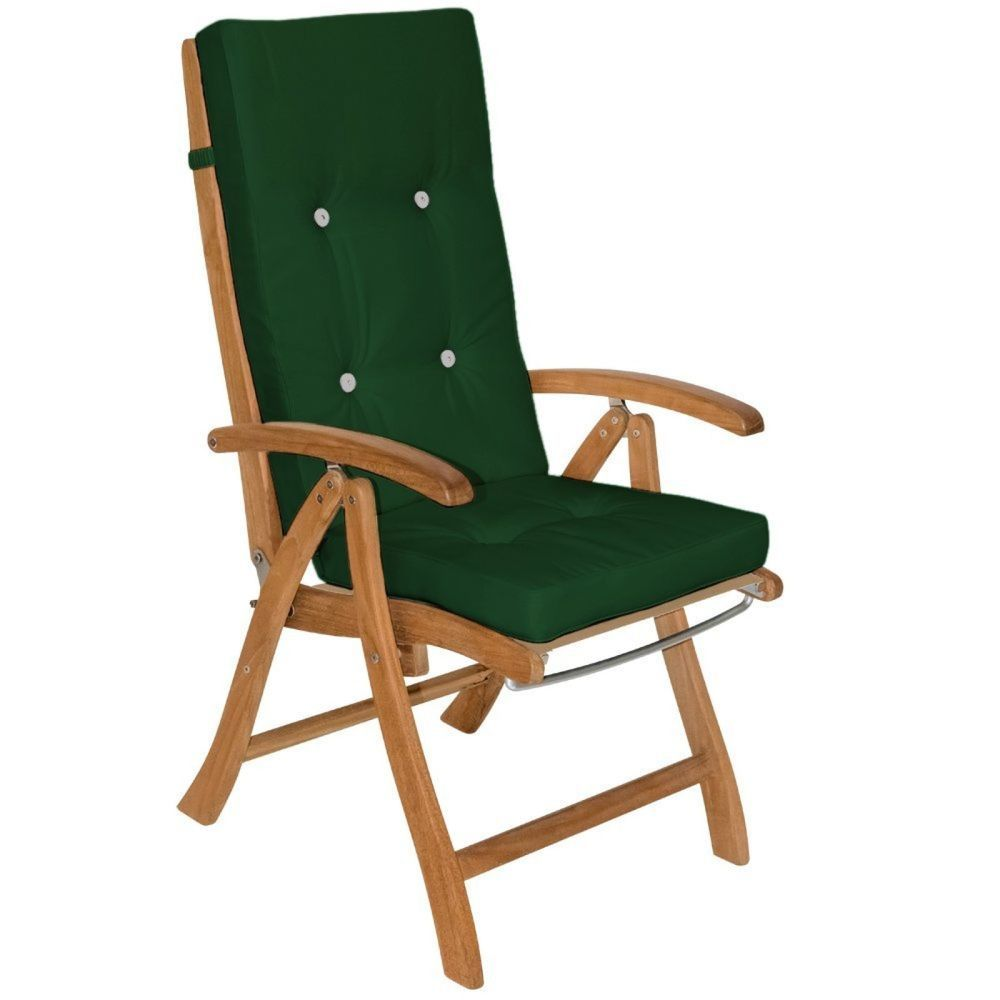 set of 6 garden chair cushions outdoor