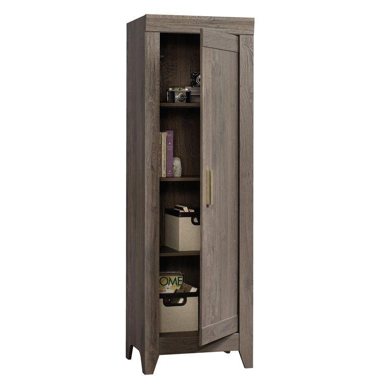 Orville 1 Door Storage Cabinet Door Storage Storage Cabinets
