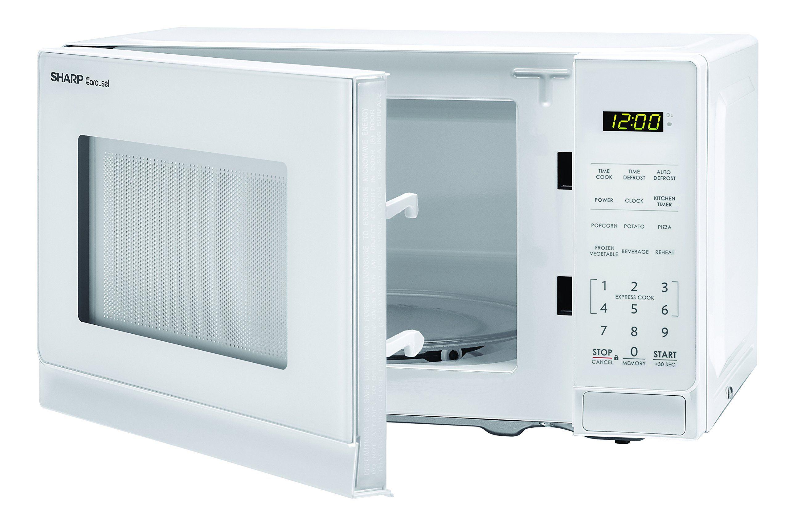Sharp Microwaves Zsmc0710bw Sharp 700w Countertop Microwave Oven