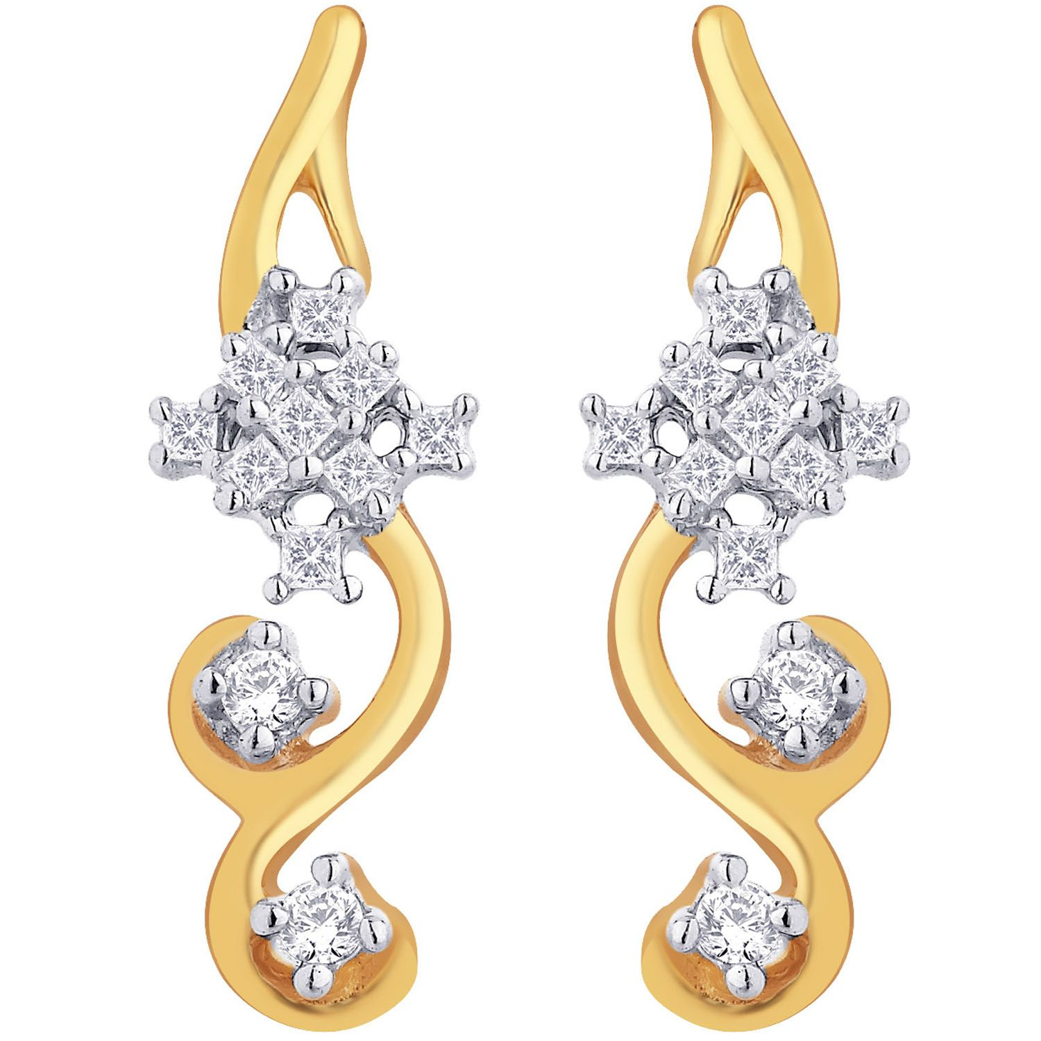 Pin by Executive Ice on Diamond Earrings Pinterest