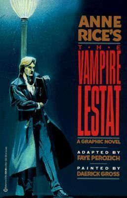 A graphic novel adaptation of Anne Rice's The Vampire Lestat.
