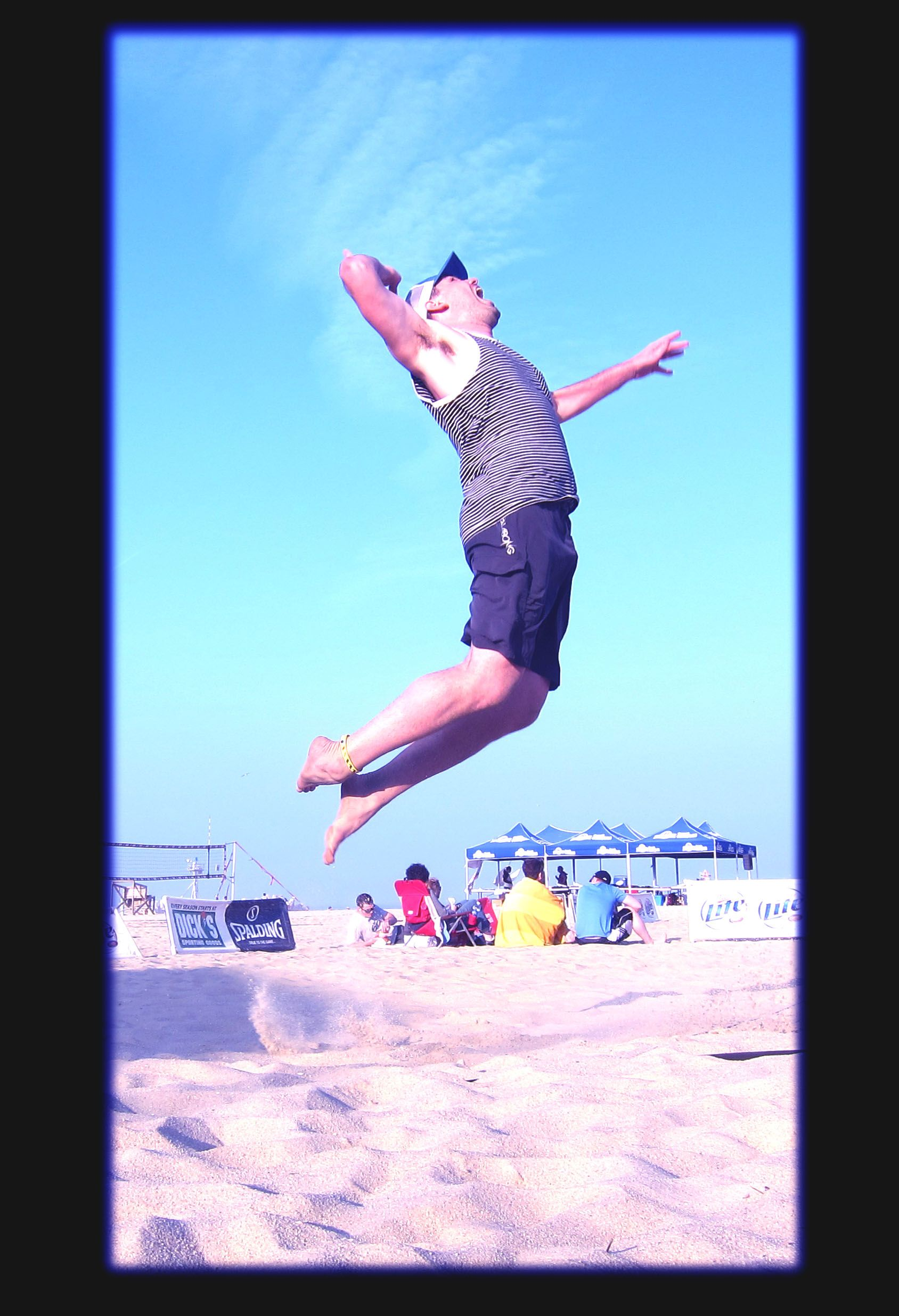 Long Beach Ny Beach Volleyball Long Beach Beach