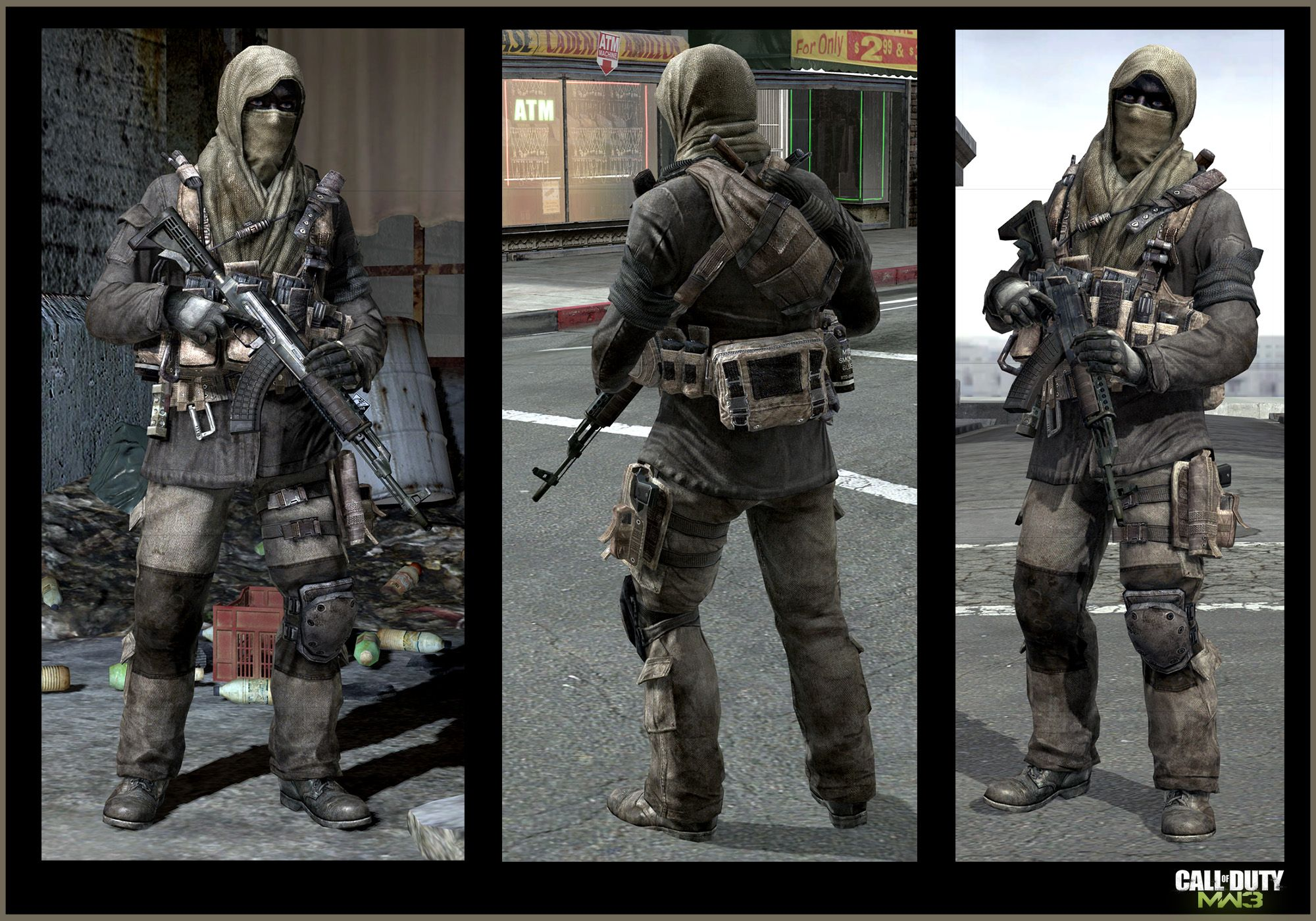 Call of Duty MW3 © Activision / Infinity Ward -------- Jake Rowell ...