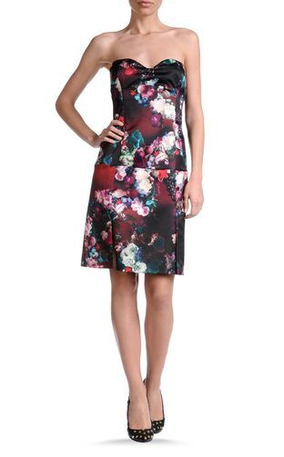 I am 100% in love with Roberto Cavali! This dress, print, fit , EVERYTHING