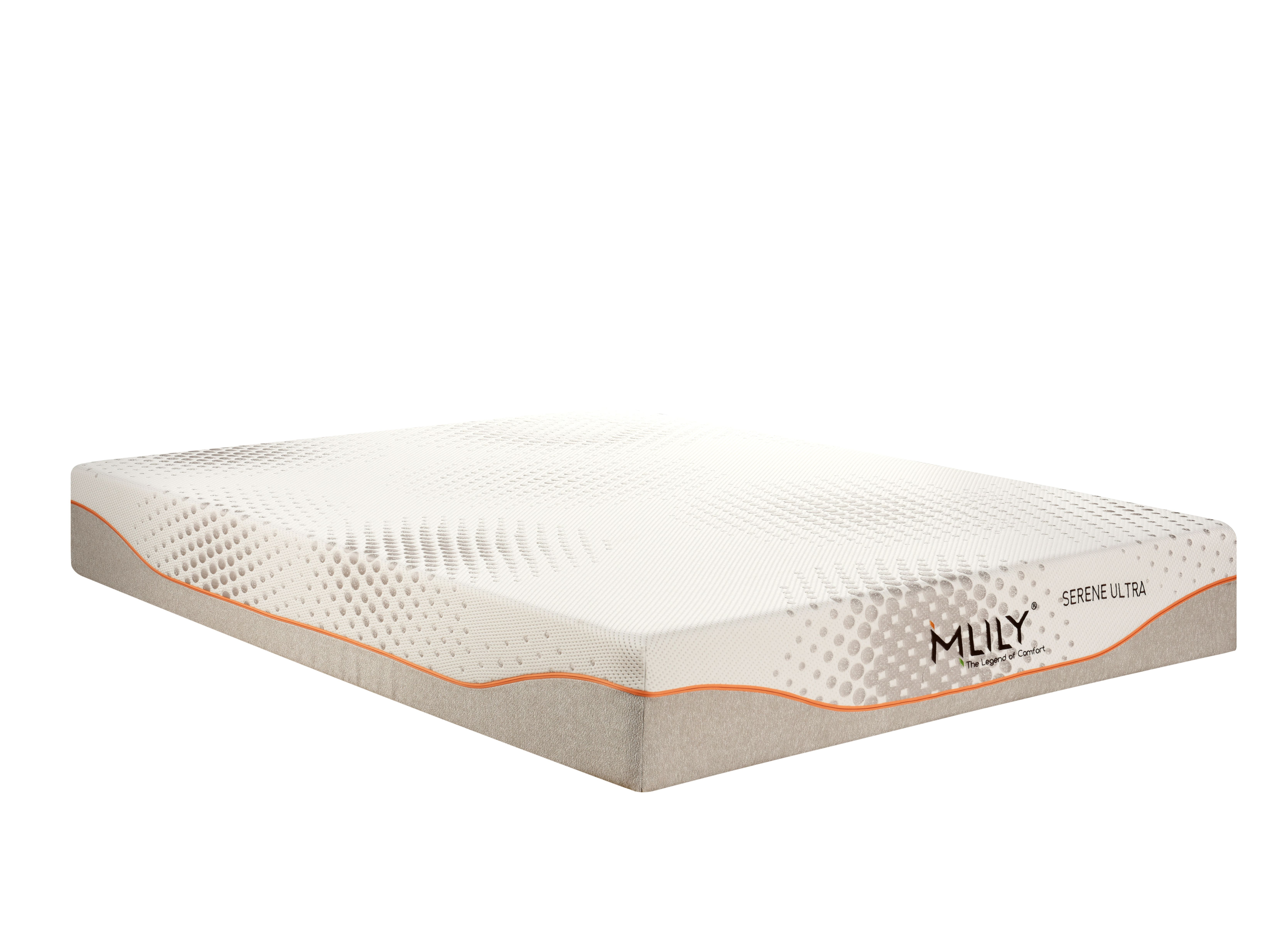 Pin On Mlily Memory Foam Mattress