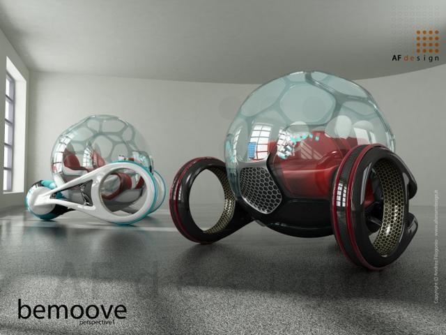 Bemoove Concept Car