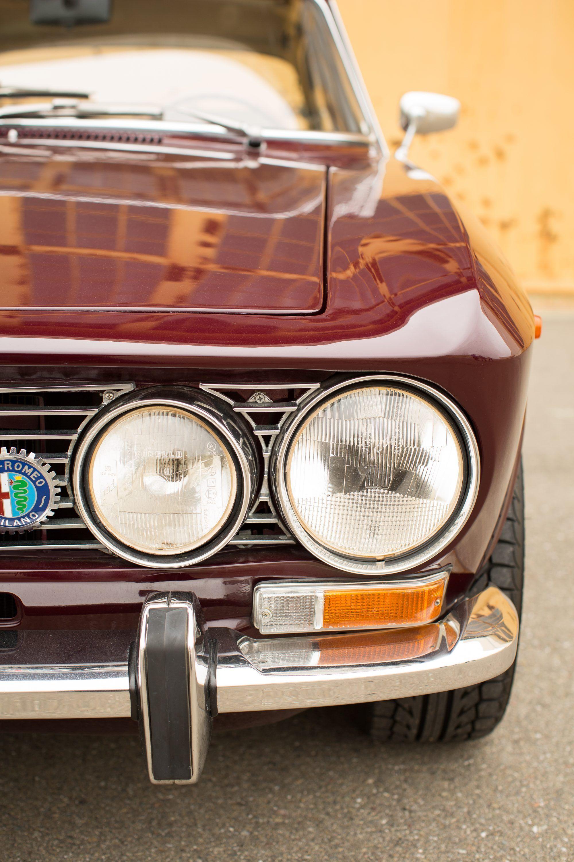 1972 Alfa Romeo GTV 2000 Euro Spec