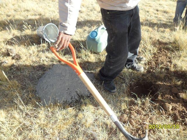 HC estará culminando los análisis de las rocas que determinarán cuál es el lugar donde afloran las rocas calcarías de mejor calidad. Son tres áreas de las cuales se han extraído muestras: Muñapata, San Esteban y Collpani.