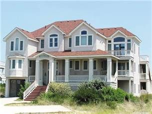 Oceanfront Outer Banks Rentals Pine Island Rentals