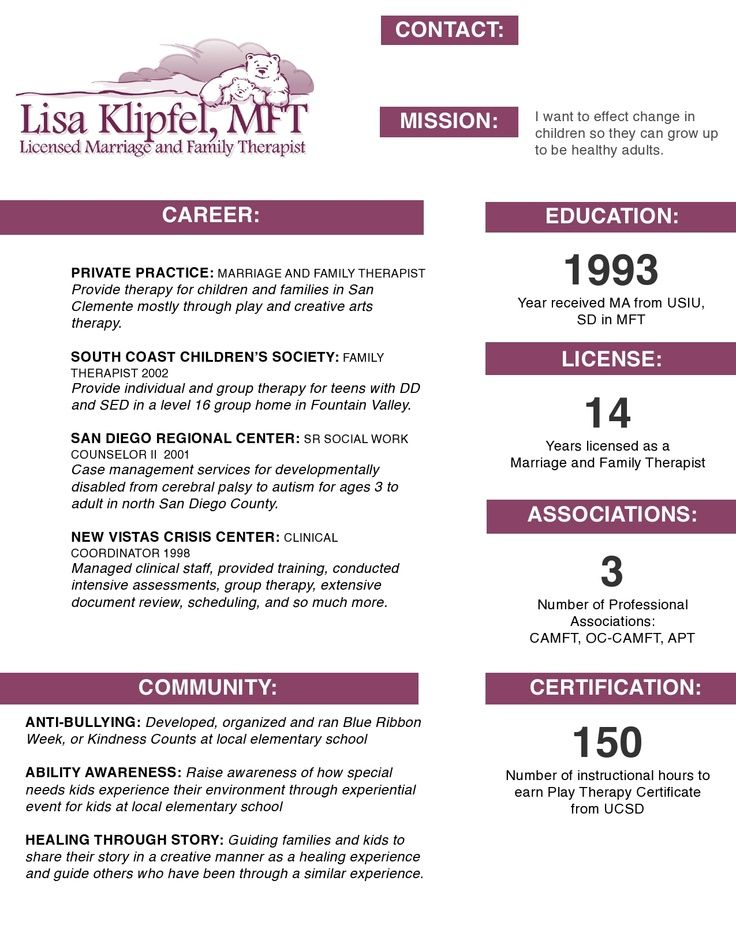 resume tips tricks my first visual resume march 2012 very