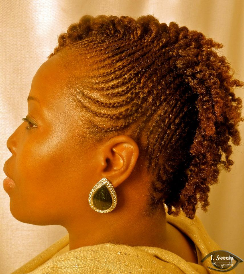 30 impressive short natural hairstyles for black women | hair