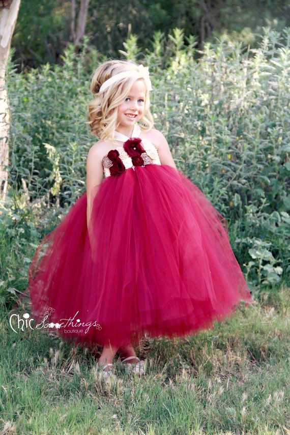 Flower Tutu Dress Bella By Chicsomethings 80 00