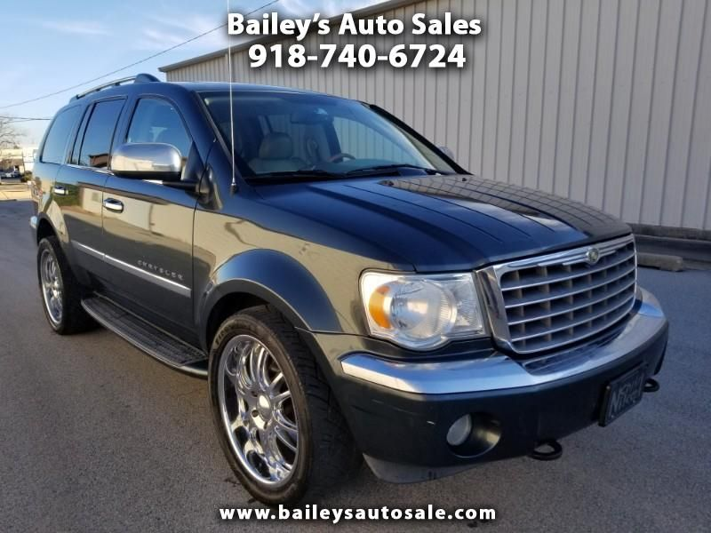 Used 2008 Chrysler Aspen Limited 4WD for Sale in Tulsa OK