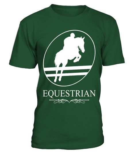 # Equestrian T-Shirt . Special Offer, not available in