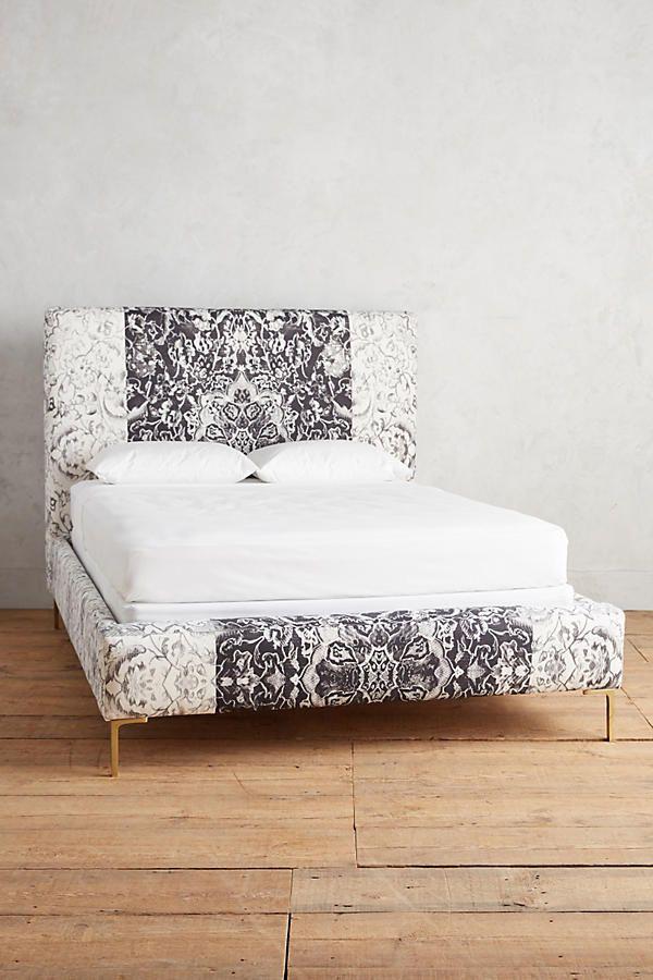 Nimbus-Printed Edlyn Bed   Anthropologie