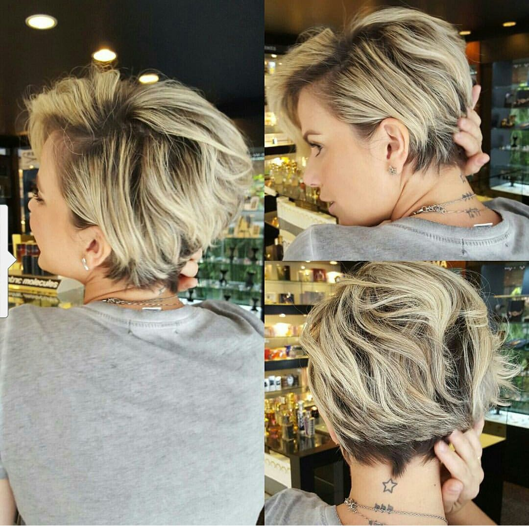 Cabelo Curto Hair Ideas Pinterest Short Hair Hair Style And