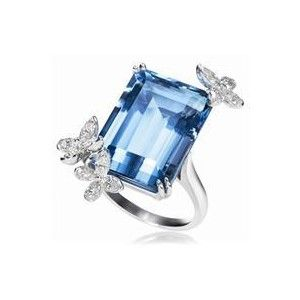 Harry Winston Rings: Colored Stone Rings