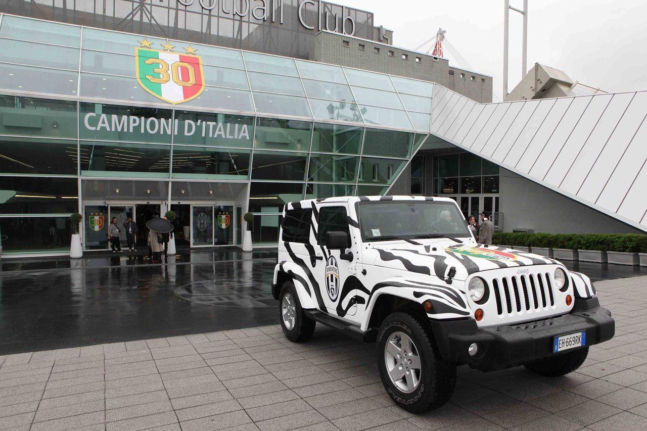 Juventus Jeep