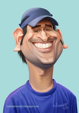 our indian cricket captain cool m s dhoni aaaaa