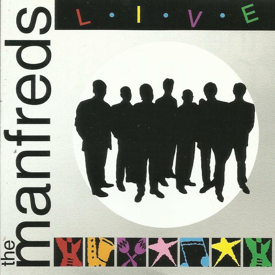 Live - The Manfreds. 2 CD set.