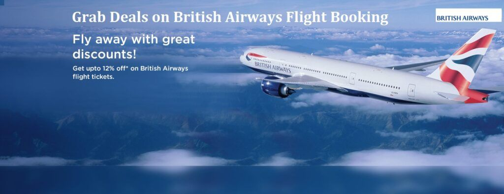 Get Amazing Deals Discounts On British Airways Flight Booking 1 855 695 0023 In 2020 British Airways Book Flight Tickets Flight Ticket