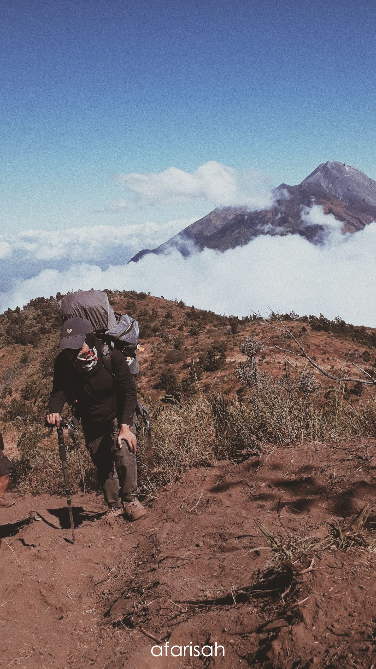 Push Your Limit You E More Stronger Than You Have Ever Think Before Afarisah Merbabu Mountain Indonesia Pemandangan Fotografi Alam Gambar Kota