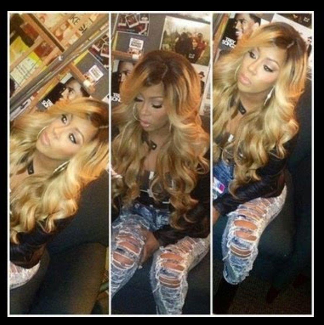 K Michelle Hair Coming Soon Blond Bombshell Bombshell Hair