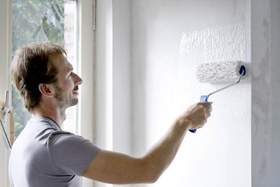 Der Knauf Easyputz ist ein bereits gebrauchsfertiger Streichputz zur dekorativen Gestaltung von Innenwänden und Decken. - in Kooperation mit Knauf // Mehr auf livvi.de