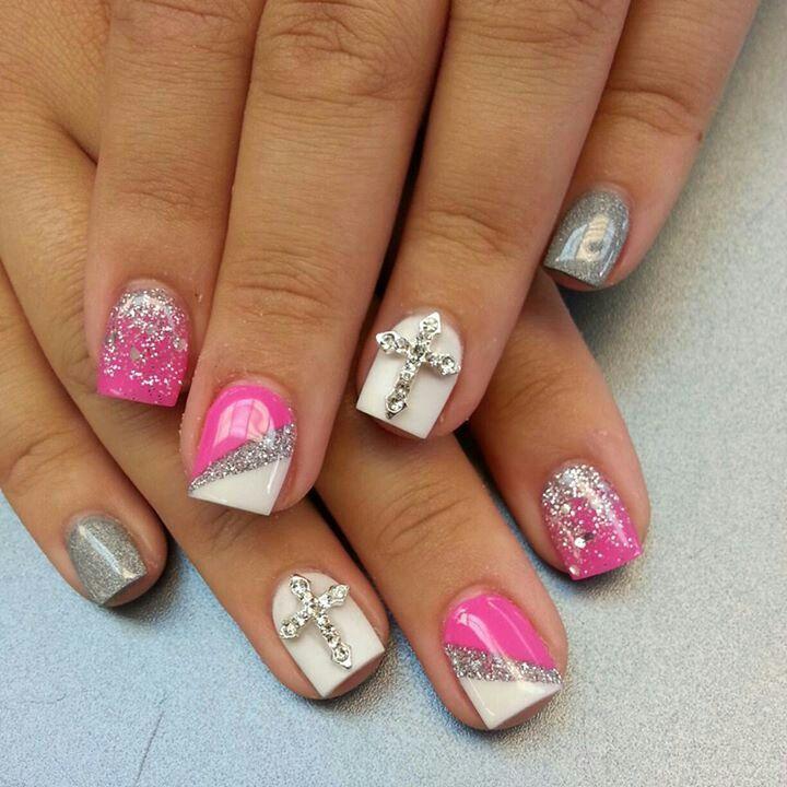 3 the shiny cross   Nails   Pinterest   Nail nail, Makeup and Cross ...