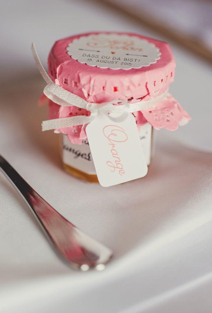 gastgeschenk hochzeit marmelade favor wedding vintage jam. Black Bedroom Furniture Sets. Home Design Ideas