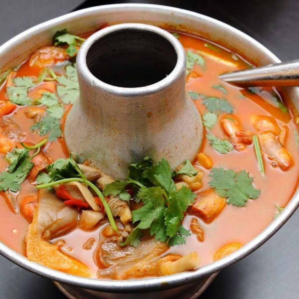 Tomyam Poktek Thai Resep Resep Masakan Thai Resep Makanan