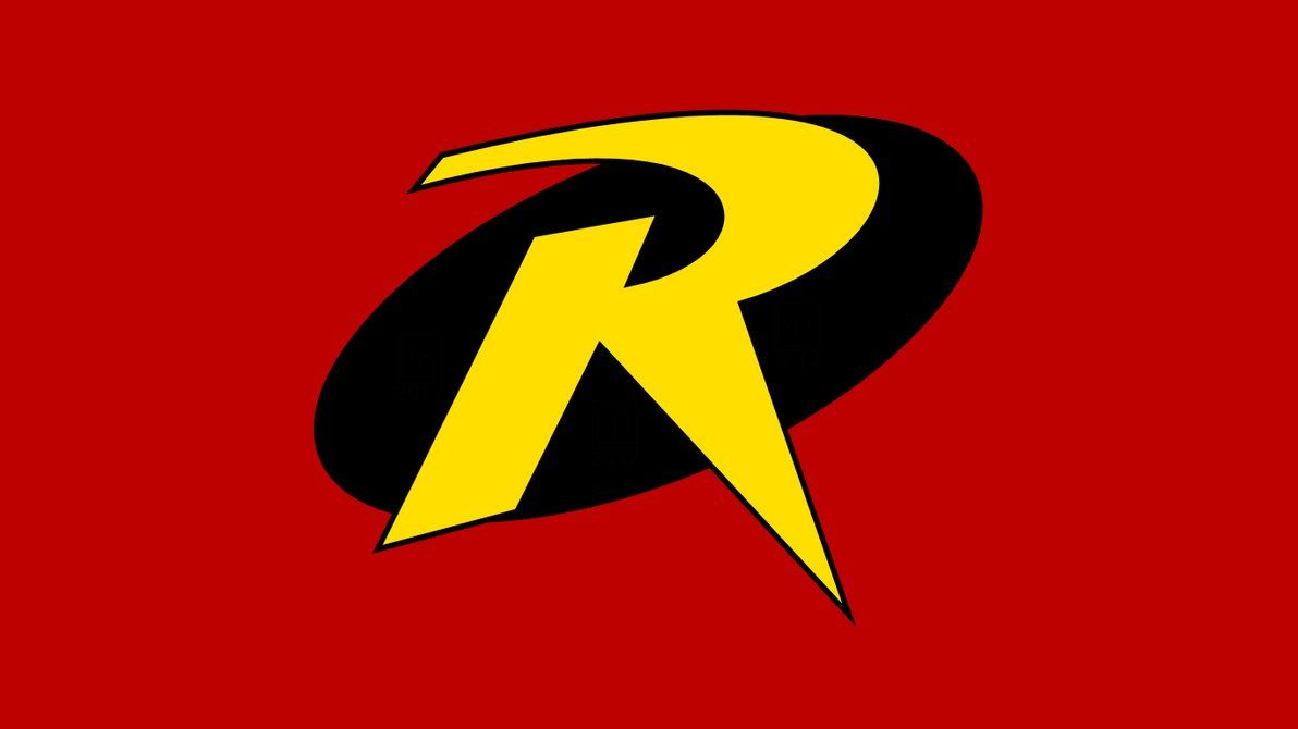 Batman And Robin Symbol Logo The Batman Pinterest Robin Robin