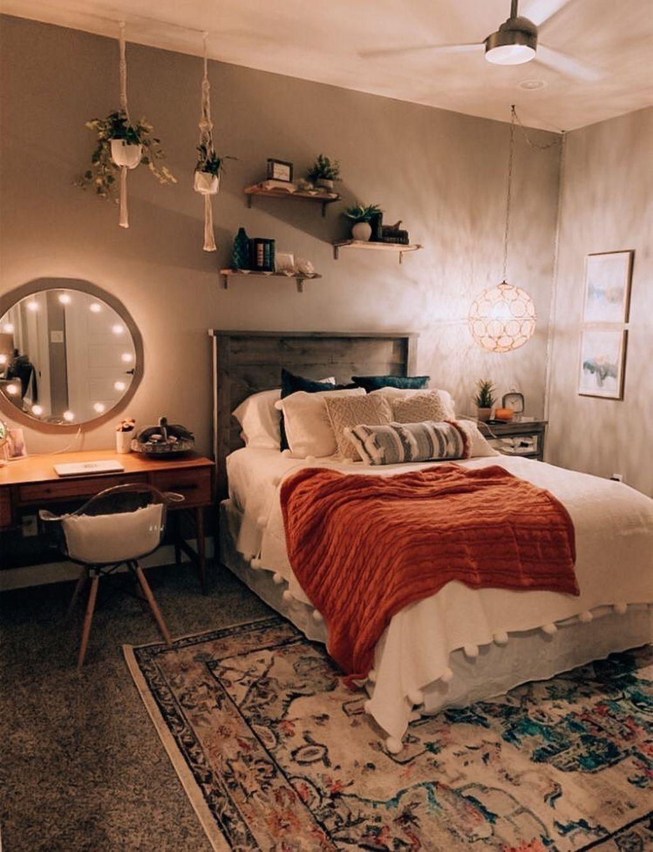 Awesome Boho Chic Bedroom Decor Ideas 11 Homyhomee Bedroom Diy Bedroom Decor Home Decor Bedroom