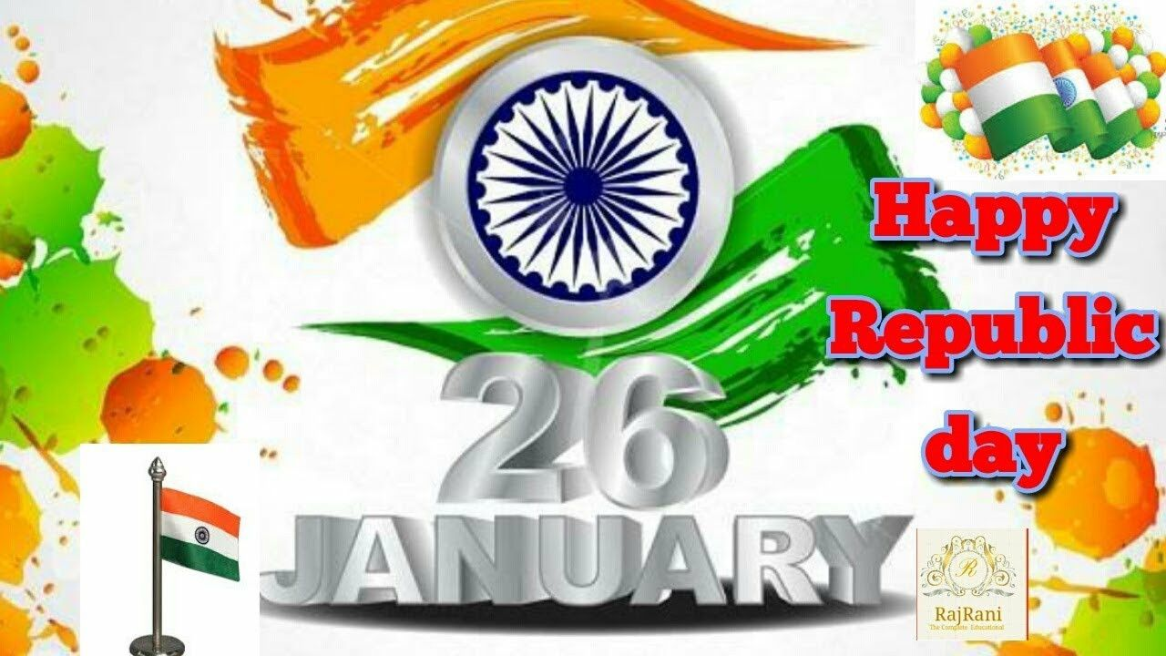Happy Republic Day 2021 Images Gifs Wallpapers 26 January Wishes Hd Shayari Status In 2021 Republic Day Republic Day India Republic Day Status Happy republic day january 26 2021