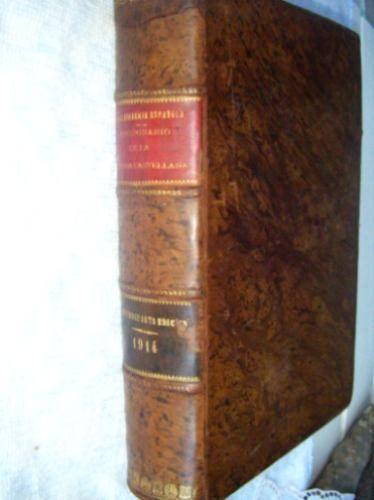 diccionario antiguo año 1914 lengua castellana