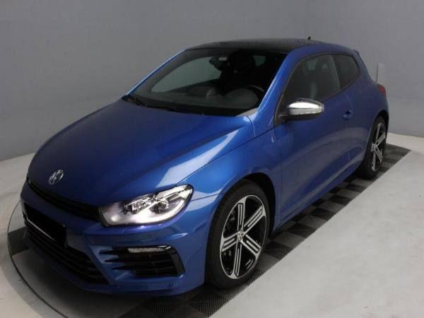 Volkswagen Scirocco De 2015 2 0tfsi 280ch Dsg6 Finition Carat