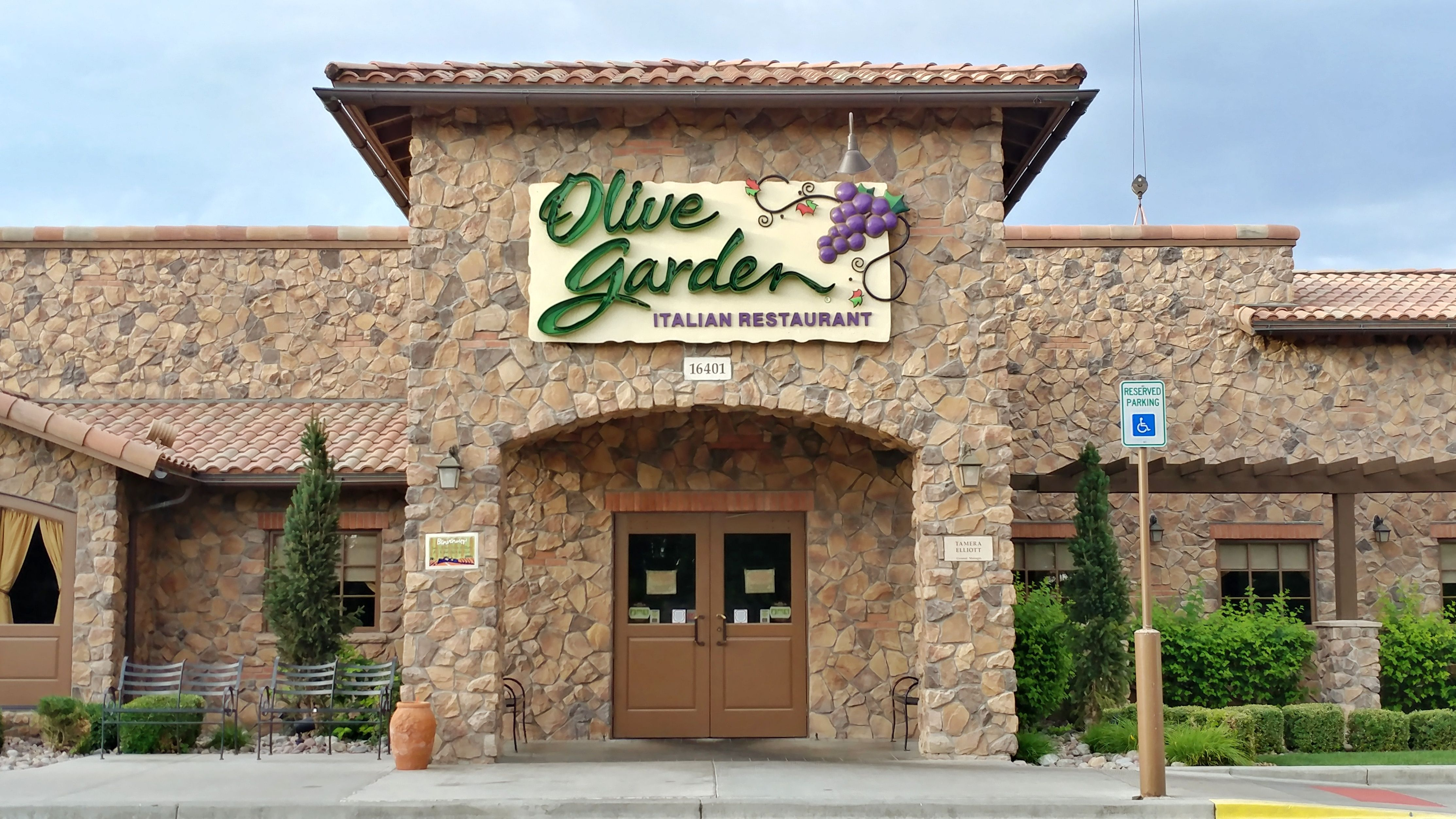 Attractive Olive Garden Homestead Pictures - Brown Nature Garden ...