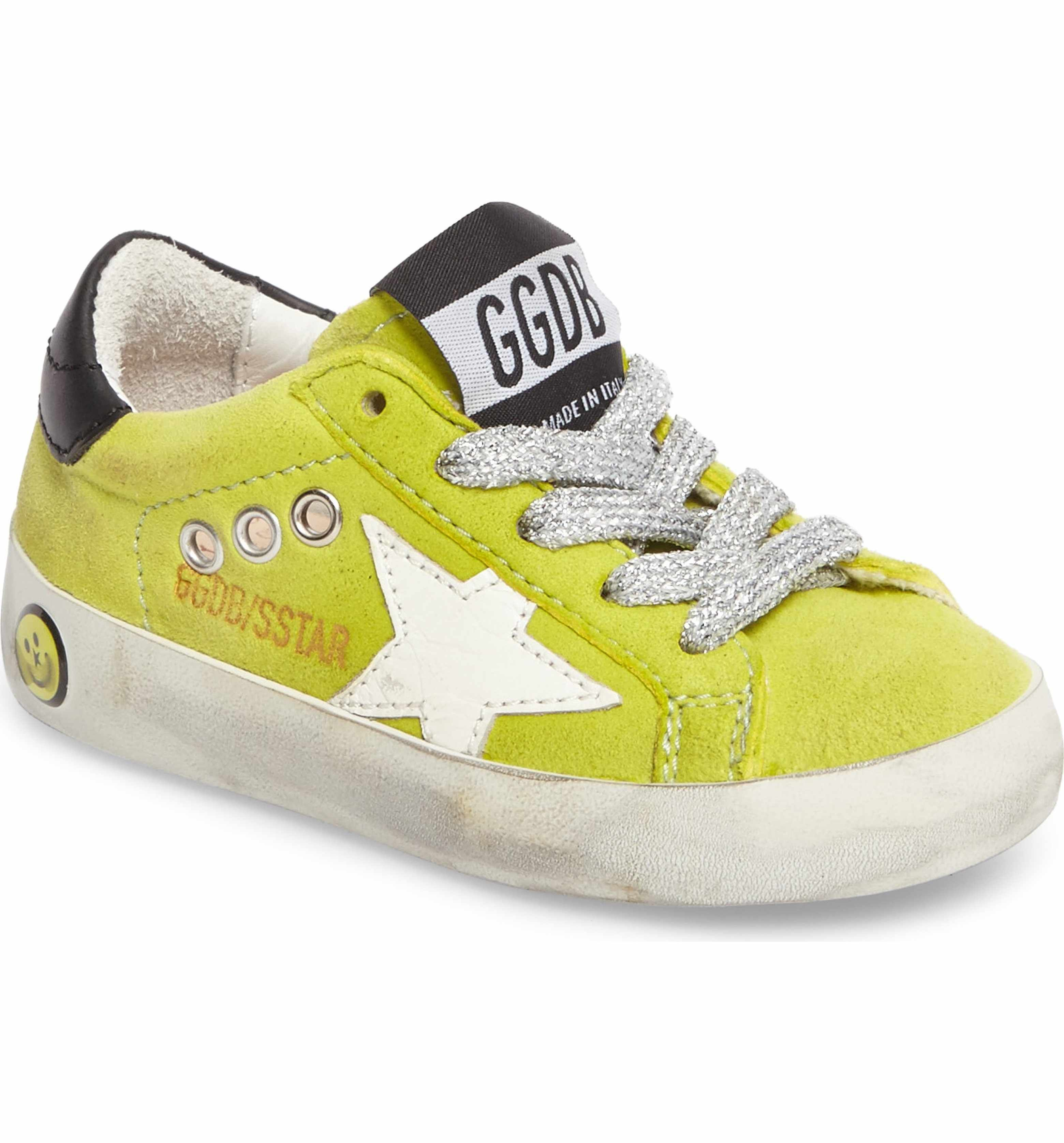 b8a98044ba1d Main Image - Golden Goose Superstar Low Top Sneaker (Baby