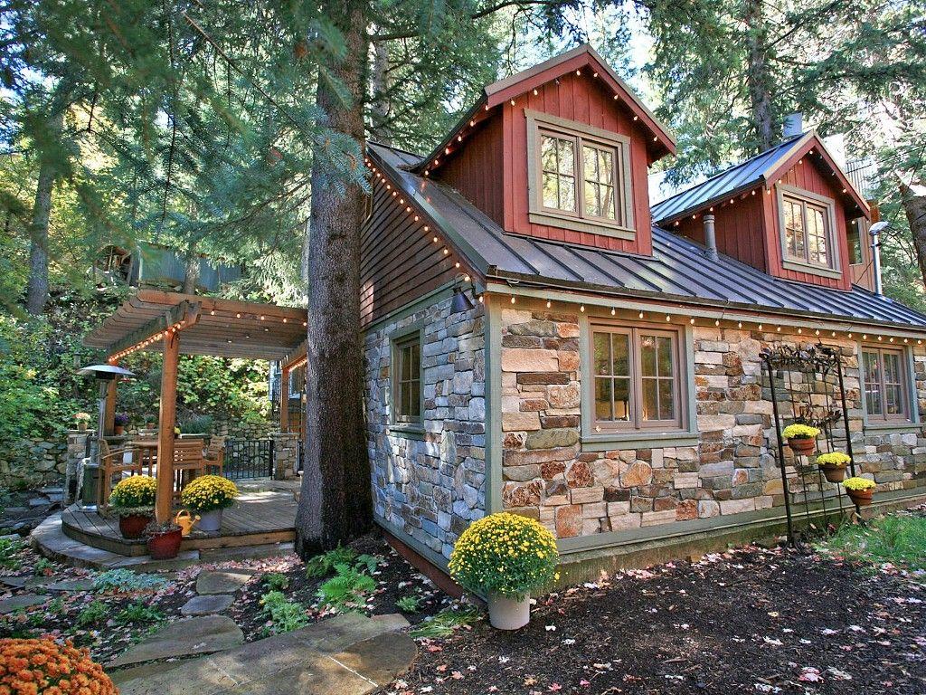 Sundance Cottage Rental Storybook Stone Cottage Short