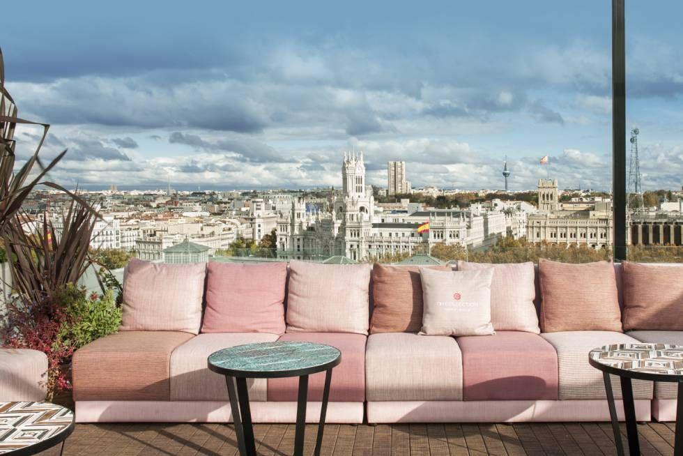 20 Terrazas Para Disfrutar Del Verano En Madrid Sitios