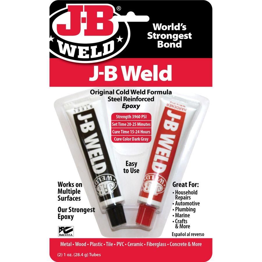 J-B WELD 2-oz Epoxy Adhesive | Andrew ideas | Pinterest | Epoxy and ...